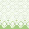 Kép 1/3 - Textilhatású szalvéta 40x40 cm Mandy - világosszöld