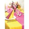 Kép 6/6 - Textilhatású szalvéta 40x40 cm - rózsa/pink