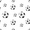 Kép 2/2 - Papírszalvéta 3 rétegű 33x33 cm 1/8 hajtású - foci