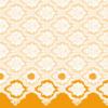 Kép 1/4 - Textilhatású szalvéta 40x40 cm Mandy – curry - 69971