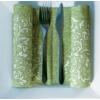 Kép 9/10 - Textilhatású szalvéta 40x40 cm Delia - zöld - 88310