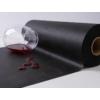 Kép 2/5 - Asztali futó 40 cm x 48 m Newtex - fekete