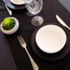 Kép 5/5 - Asztali futó 40 cm x 48 m Newtex - fekete