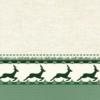 Kép 2/2 - Mikrotextil hatású szalvéta 40x40 cm Klaus - zöld