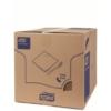 Kép 2/4 - Tissue szalvéta 3 rétegű 33x33 cm Tork barna