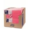 Kép 4/4 - Papírszalvéta 3 rétegű 33x33 cm Tork rózsaszín