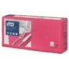 Kép 1/4 - Papírszalvéta 3 rétegű 33x33 cm Tork rózsaszín