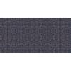 Kép 1/3 - Asztali futó 40 cm x 24 m textilhatású Claudio - sötétkék/barna