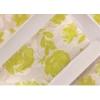Kép 1/4 - Textilhatású szalvéta 40x40 cm Garden - zöld