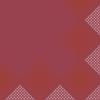 Kép 2/2 - Textilhatású szalvéta 40x40 cm Tork - Retro Oxford Dinner