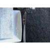Kép 3/3 - Asztali futó 40 cm x 45 m Newtex Precorte - fekete