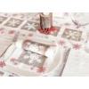 Kép 2/2 - Textilhatású szalvéta 40x40 cm Frozen