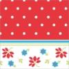 Kép 4/7 - Textilhatású szalvéta 40x40 cm Lea