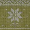 Kép 5/5 - Karácsonyi textilhatású szalvéta 40x40 cm Mick - arany - 95241