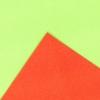 Kép 4/5 - Textilhatású szalvéta 40x40 cm – piros