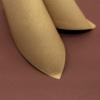Kép 4/5 - Textilhatású szalvéta 40x40 cm - natúr barna