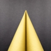 Kép 4/5 - Textilhatású szalvéta 40x40 cm - arany - 88952 Arany (1)