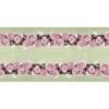 Kép 1/2 - Asztali futó 40 cm x 24 m textilhatású Lovely Roses - rózsa