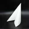 Kép 3/5 - Punta Punta szalvéta 38x38 cm egyszínű - fehér - V384B360040P