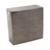 Kép 3/3 - Mikrotextil hatású szalvéta 40x40 cm Linetto - barna