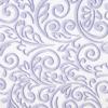 Kép 5/5 - Textilhatású szalvéta 40x40 cm Bosse - púderkék - 86757