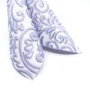 Kép 4/5 - Textilhatású szalvéta 40x40 cm Bosse - púderkék - 86757