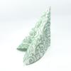 Kép 2/5 - Textilhatású szalvéta 40x40 cm Bosse - zöld - 86751