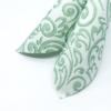 Kép 4/5 - Textilhatású szalvéta 40x40 cm Bosse - zöld - 86751