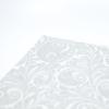 Kép 4/5 - Textilhatású szalvéta 40x40 cm Jordan – ezüst