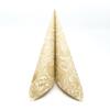 Kép 1/6 - Textilhatású szalvéta Jordan - arany