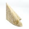 Kép 3/6 - Textilhatású szalvéta Jordan - arany