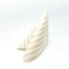 Kép 2/5 - Textilhatású szalvéta 40x40 cm Bea - bézs - 88134