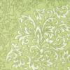 Kép 5/10 - Textilhatású szalvéta 40x40 cm Delia - zöld - 88310
