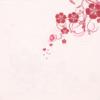Kép 6/6 - Textilhatású szalvéta 40x40 cm Laurin - rózsa - 70121