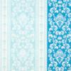 Kép 5/5 - Textilhatású szalvéta 40x40 cm Pascal - kék - 88305