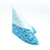 Kép 3/5 - Textilhatású szalvéta 40x40 cm Pascal - kék - 88305