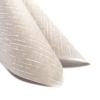 Kép 4/6 - Textilhatású szalvéta 40x40 cm Stockholm – halványbarna - 88280