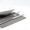 Kép 3/4 - Mikrotextil hatású szalvéta 40 x 30 cm Melange - barna - MC4030-863