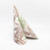 Kép 4/6 - Textilhatású szalvéta 40x40 cm Rising Leaves - zöld - AAN126816