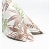Kép 1/6 - Textilhatású szalvéta 40x40 cm Rising Leaves - zöld - AAN126816