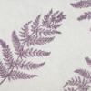 Kép 6/6 - Textilhatású szalvéta 40x40 cm Fern Leaf - viola - AAN005624