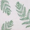 Kép 5/6 - Textilhatású szalvéta 40x40 cm Fern Leaf - zöld - AAN005616