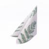 Kép 1/6 - Textilhatású szalvéta 40x40 cm Fern Leaf - zöld - AAN005616