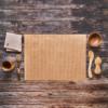 Kép 5/5 - Újrahasznosított papírból készült tányéralátét 30 cm x 40 cm-es