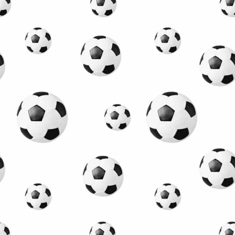 Papírszalvéta 3 rétegű 33x33 cm 1/8 hajtású - foci