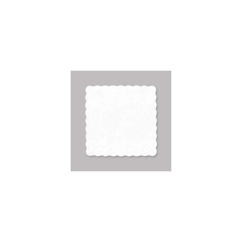 Tissue szalvéta 16x16 cm 1 réteg - fehér