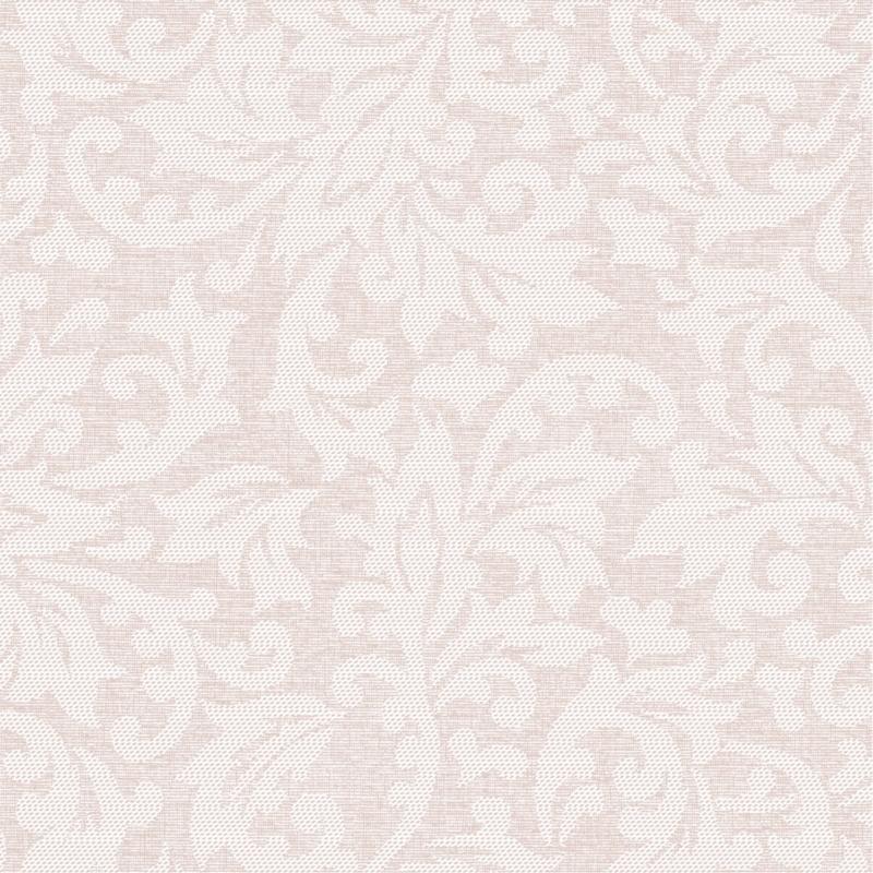 Textilhatású szalvéta 40x40 cm Mika - világosbarna