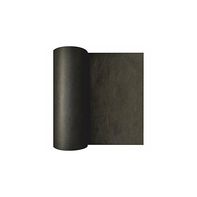 Asztali futó 40 cm x 48 m Newtex - fekete