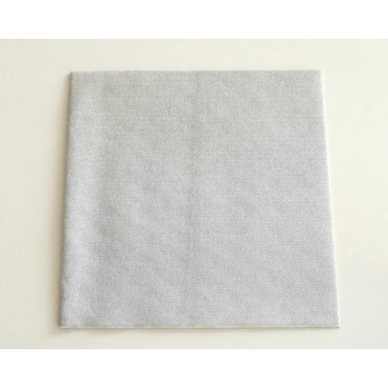 Textilhatású szalvéta 40x40 cm Jeans - barna