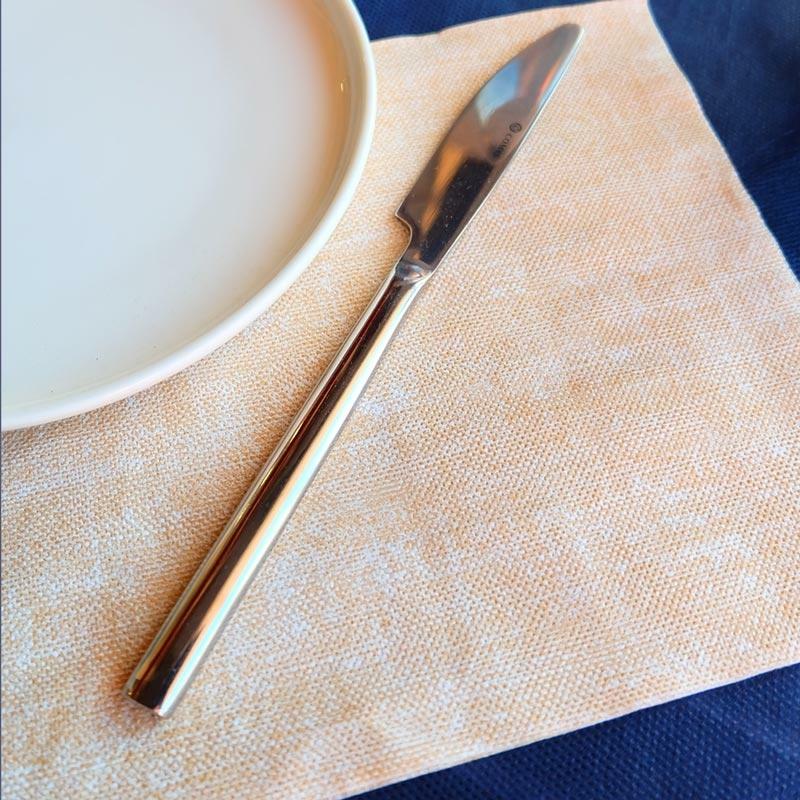 Mikropunto szalvéta 40x40 cm Szahara - krém